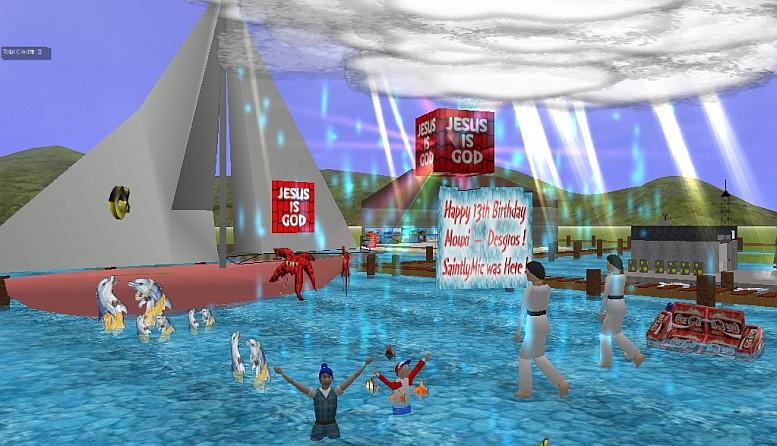 Desgros3D/Mouxi 2016 13 Year Birthday Present