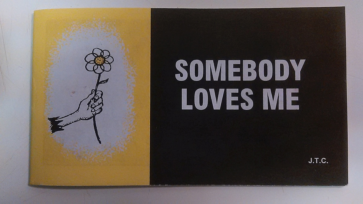 Somebody Loves Me - Front